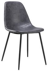 Cathay Cathay Julia Dining Chair 01-1975-GRY