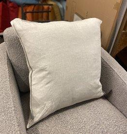 Daniadown Cushions Daniadown French Linen Natural Euro 26 x 26