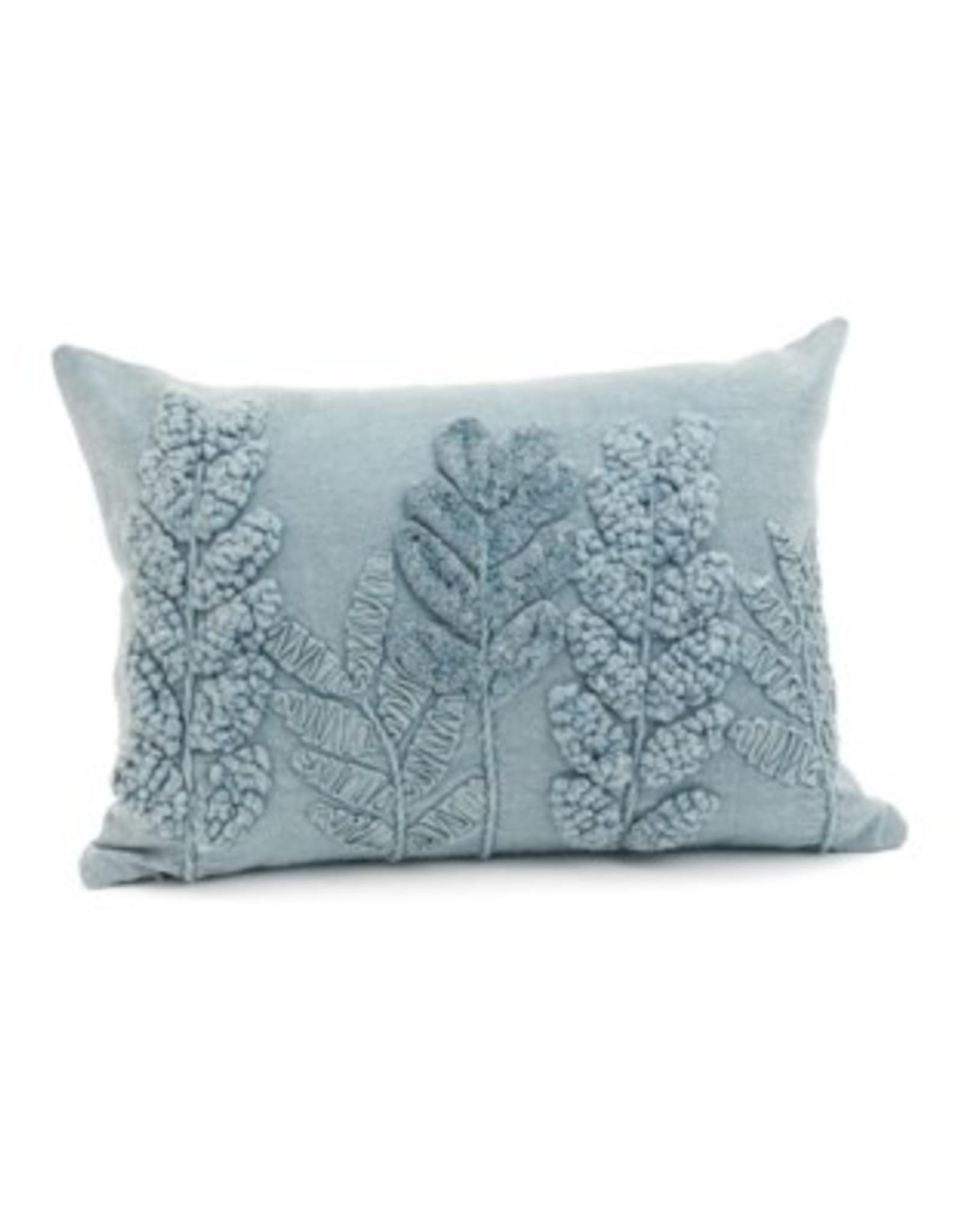 Cushions PC Acid Wash Light Blue 14 x 20 8190603