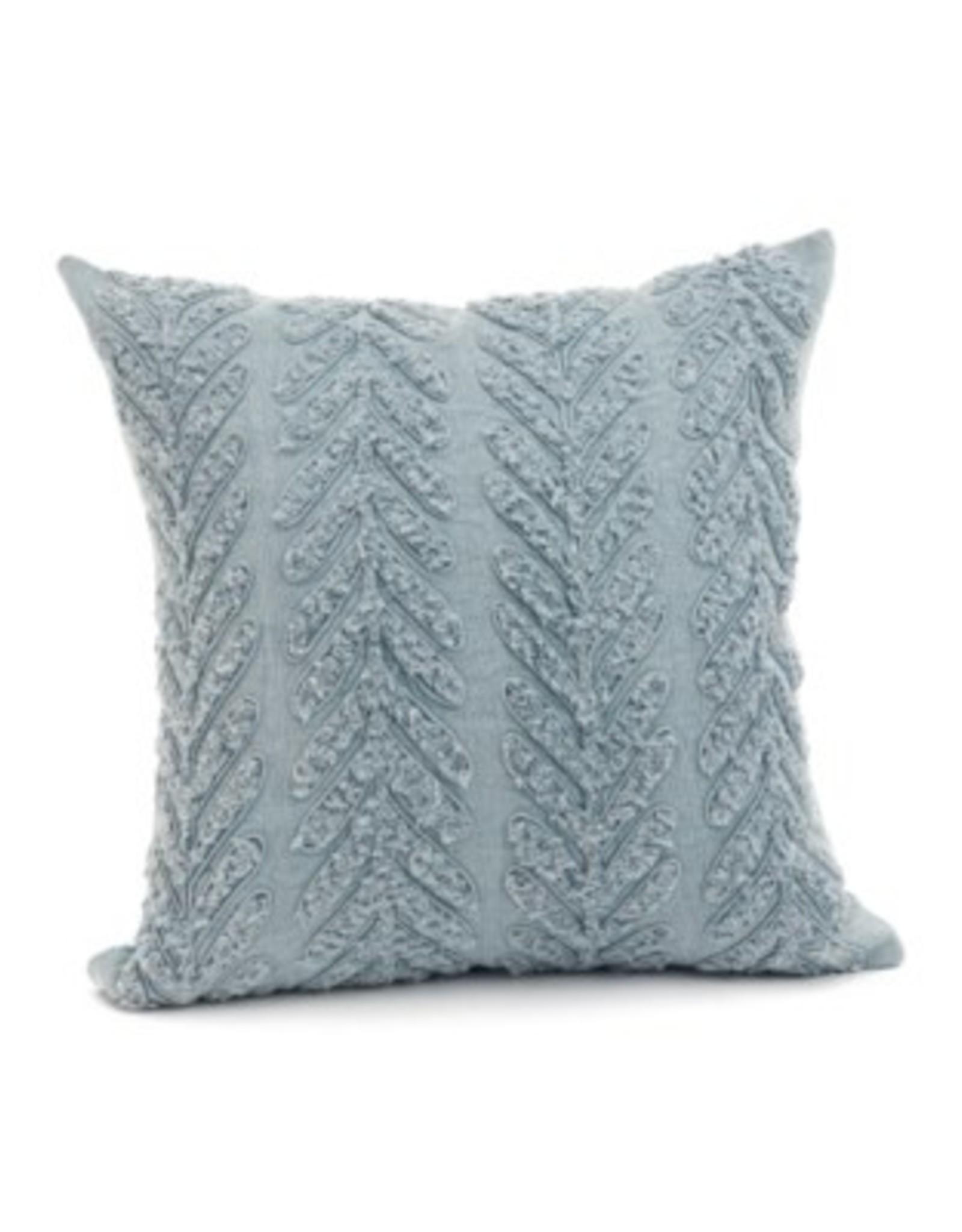 Cushions PC Acid Wash Light Blue 17 x 17 8190604