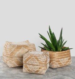 Pokoloko Boxes Pokoloko Henna Bamboo White/Natural MED