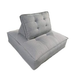 LH Imports LH Element Lounge Ottoman ELS001
