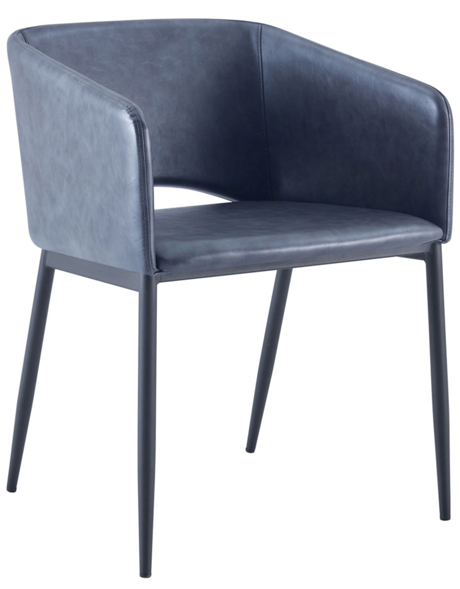 Cathay Cathay Lea-Rose Arm Dining Chair Grey 01-1998-GRY