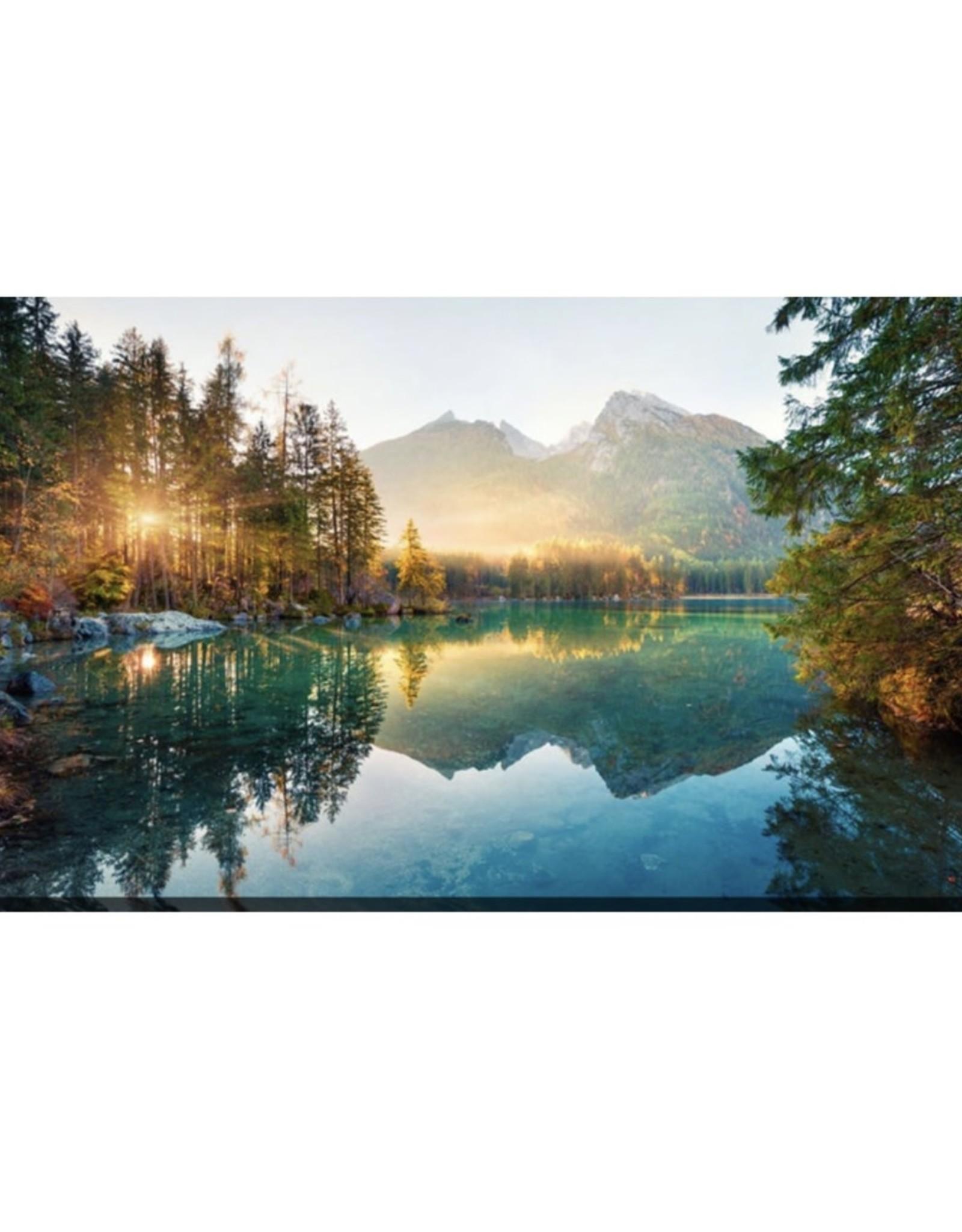Streamline Art Autumn Sunrise 30 x 60