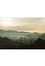 Streamline Art Fog in the Mountains 20 x 40