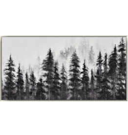 Streamline Art Misty Pines 28 x 56