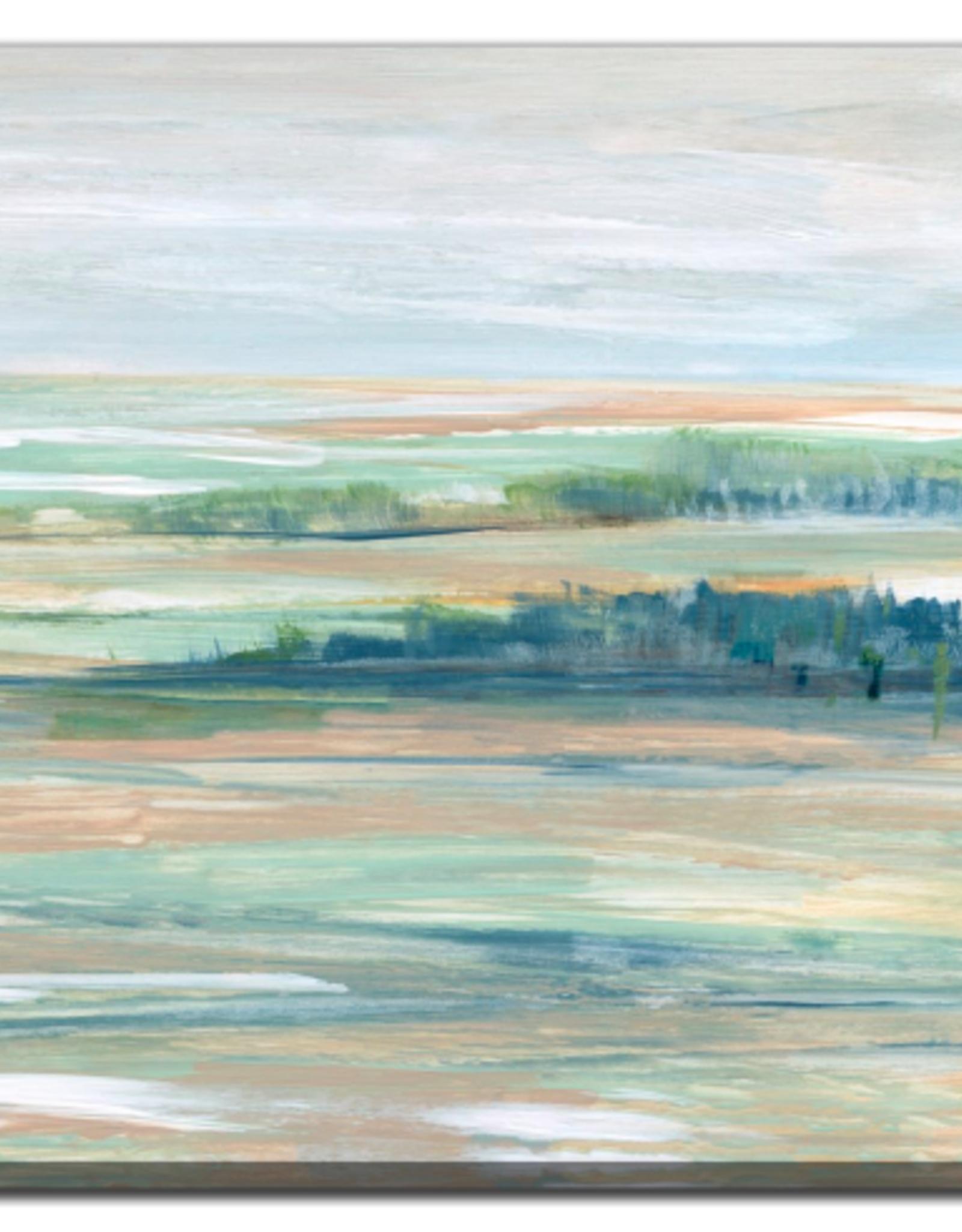 Streamline Art Near Tully II 38 x 38