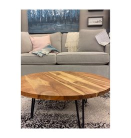 Moes Home Collection Moes Small Wood Coffee Table