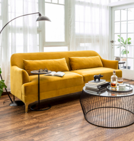 Style In Form SIF Sofa Ember Mustard EMB-002