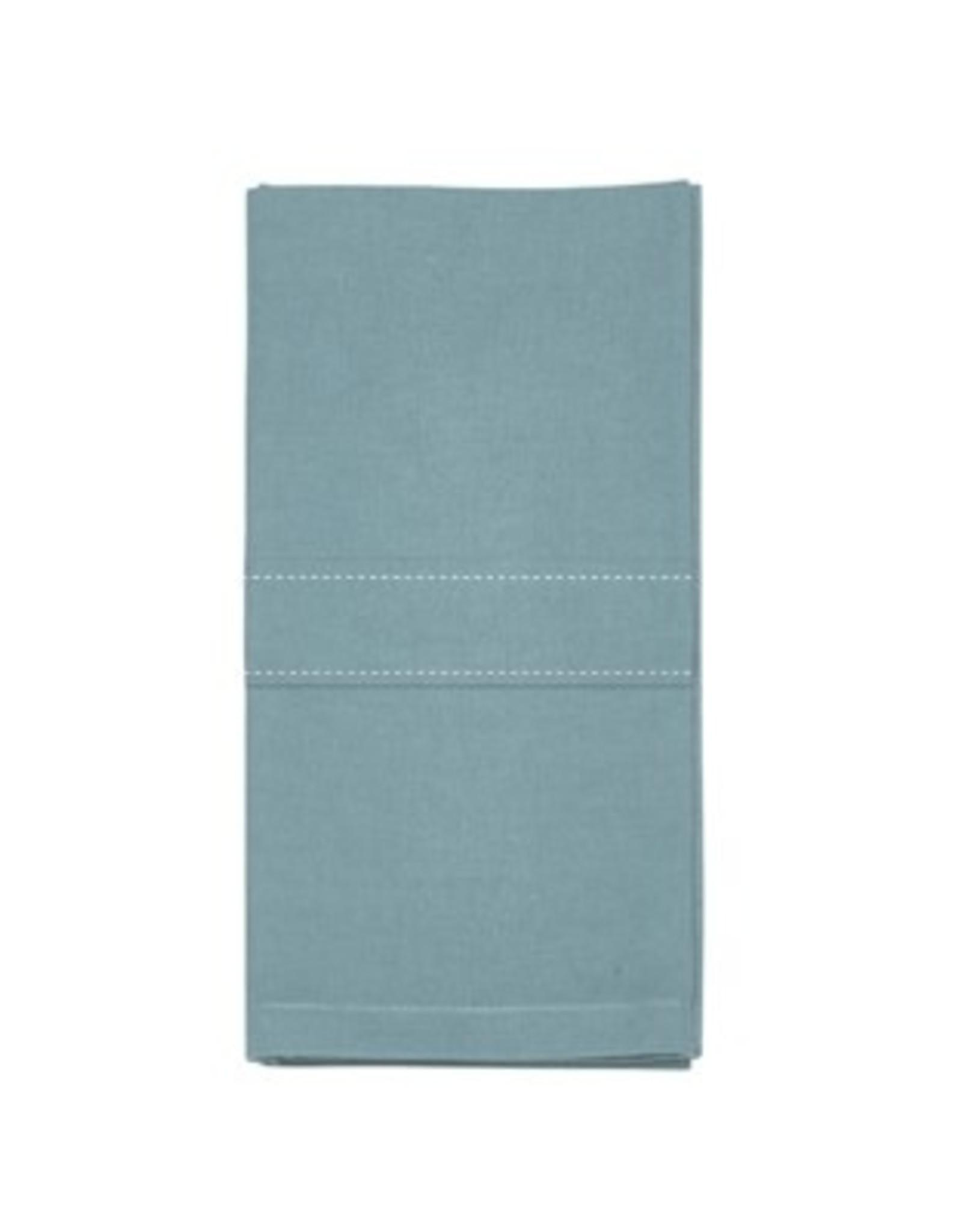 Napkins Harman Stock Solid Set of 4 Blue