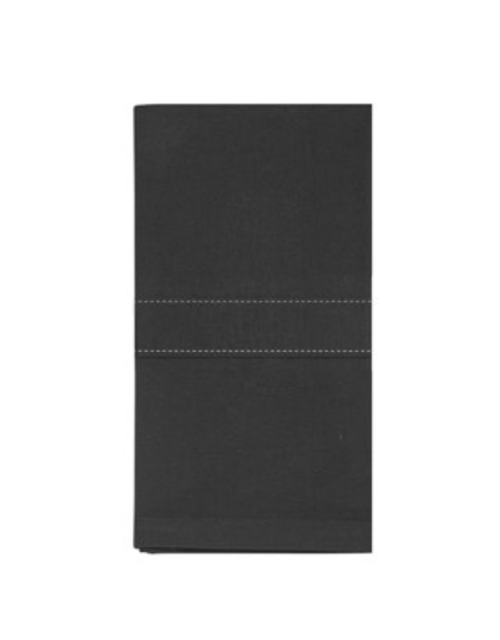 Napkins Harman Stock Solid Set of 4 Black