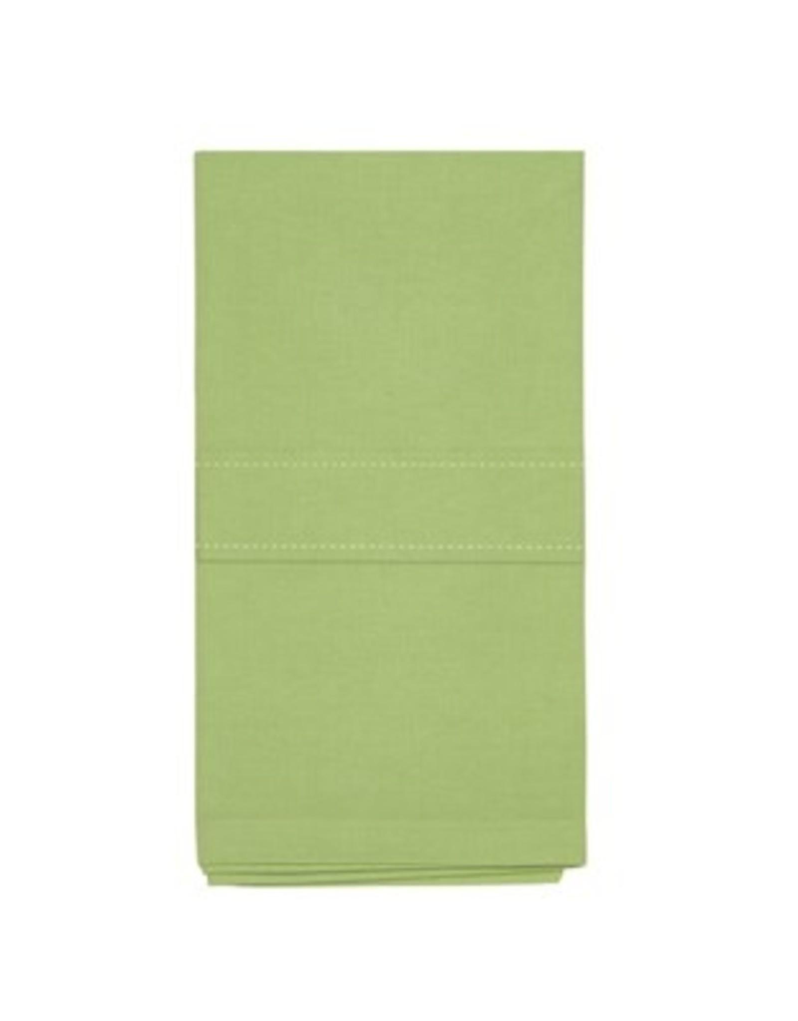 Napkins Harman Stock Solid Set of 4 Green