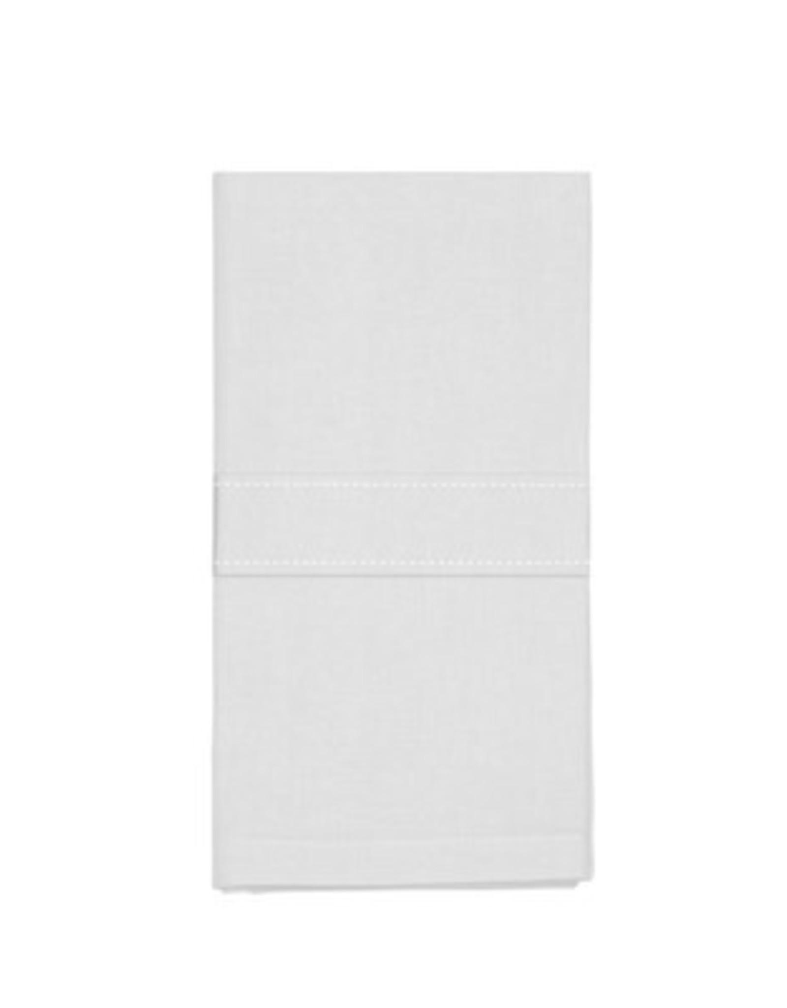 Napkins Harman Stock Solid Set of 4 White