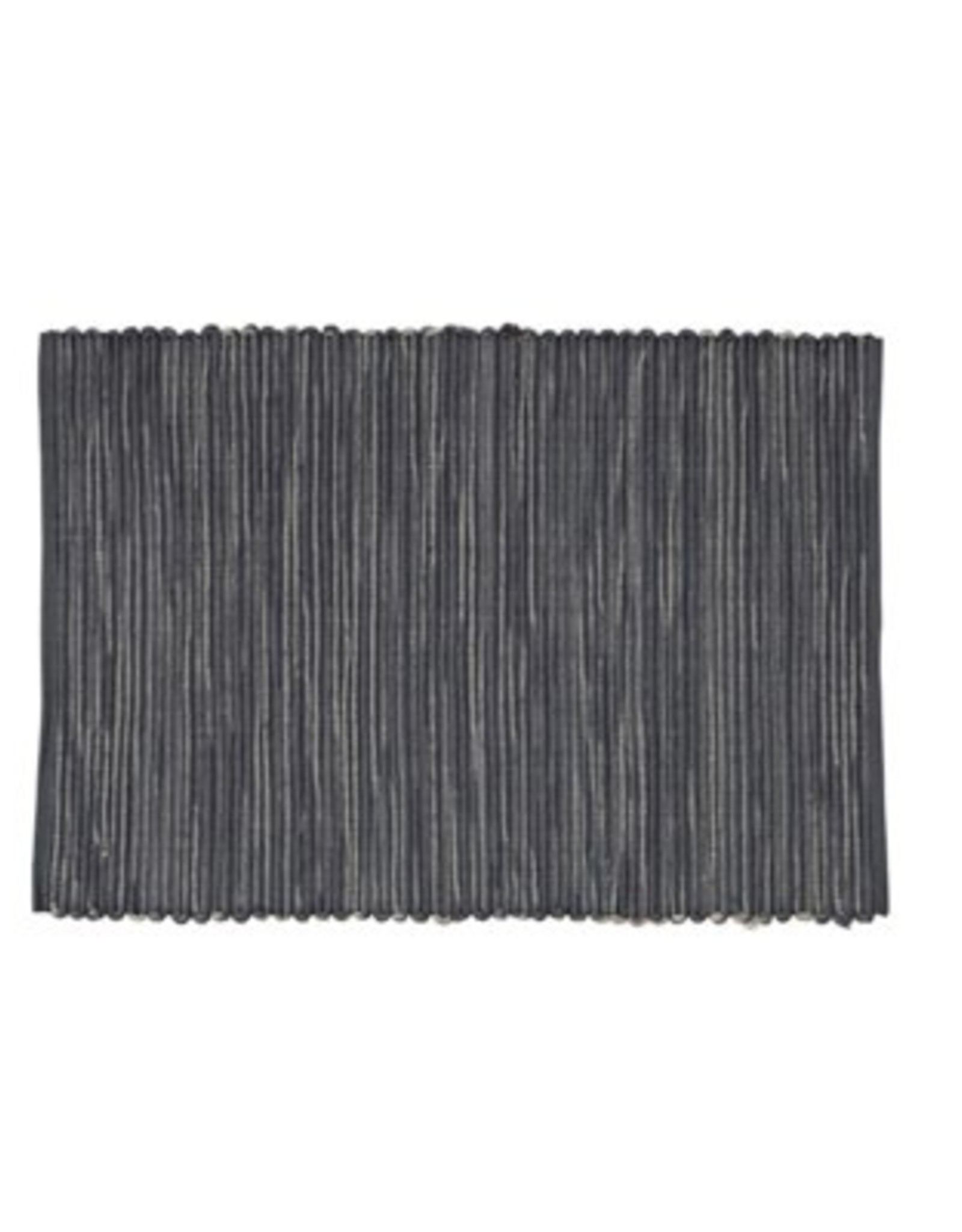 Placemat Harman Two Tone Dusty Blue
