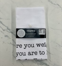 Snapitea Tea Towel Snapitea Eat Cake