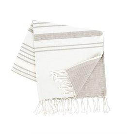 Indaba Bath Towel Turkish Indaba Grey 1-6074