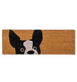 Doormat Abbott Peeking Dog Small