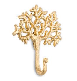 Hook Abbott Coral Single Gold