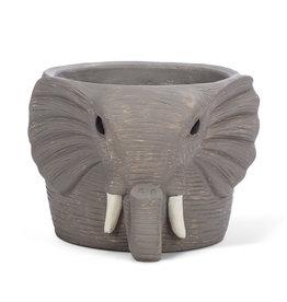 Planter Abbott Elephant Tusker Small