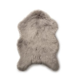 Style In Form Throw SIF Faux Fur Taupe FRA-014