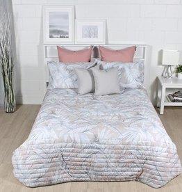 Marie Dooley Maison Quilt Set Marie Dooley Evora Queen w / shams