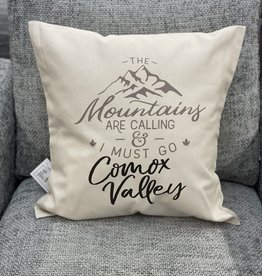 Cushions Pinetree Mountains Are Calling CV 18 x 18