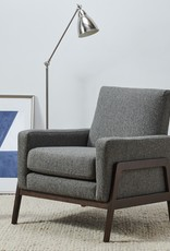 Stylus Jase Club Chair Loop Blackbird