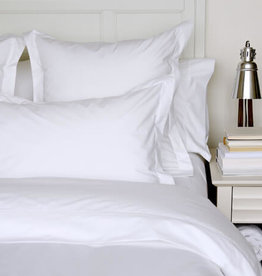 Cuddle Down Sheets Cuddledown Percale Deluxe Double Fitted White ( 10 )