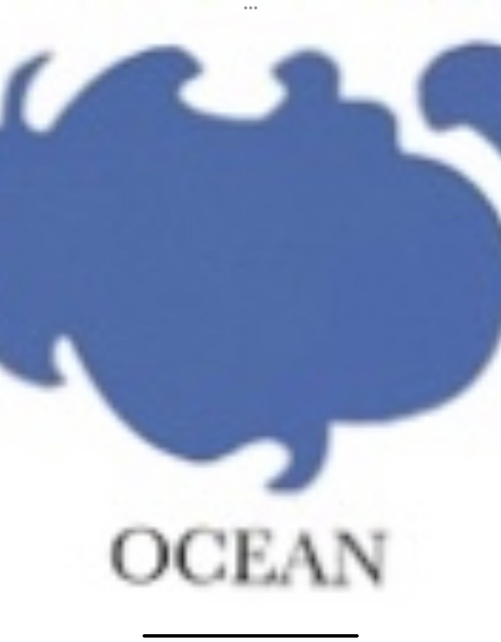 Cuddle Down Sheets Cuddledown Impressions 500 Queen Flat Ocean ( 46 )