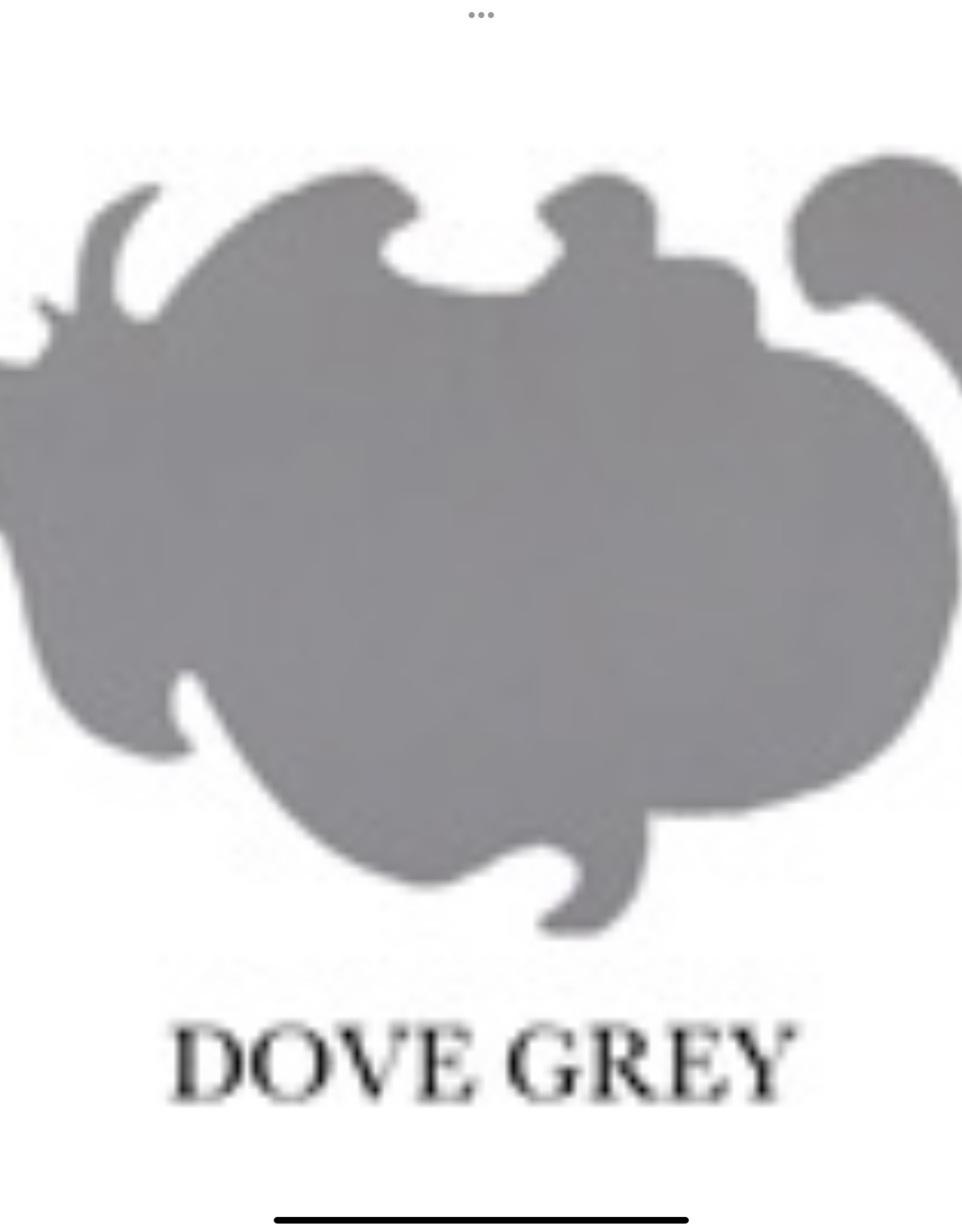 Cuddle Down Pillow Cases Cuddledown Percale Deluxe Queen ( Pair ) Dove Grey ( 88 )