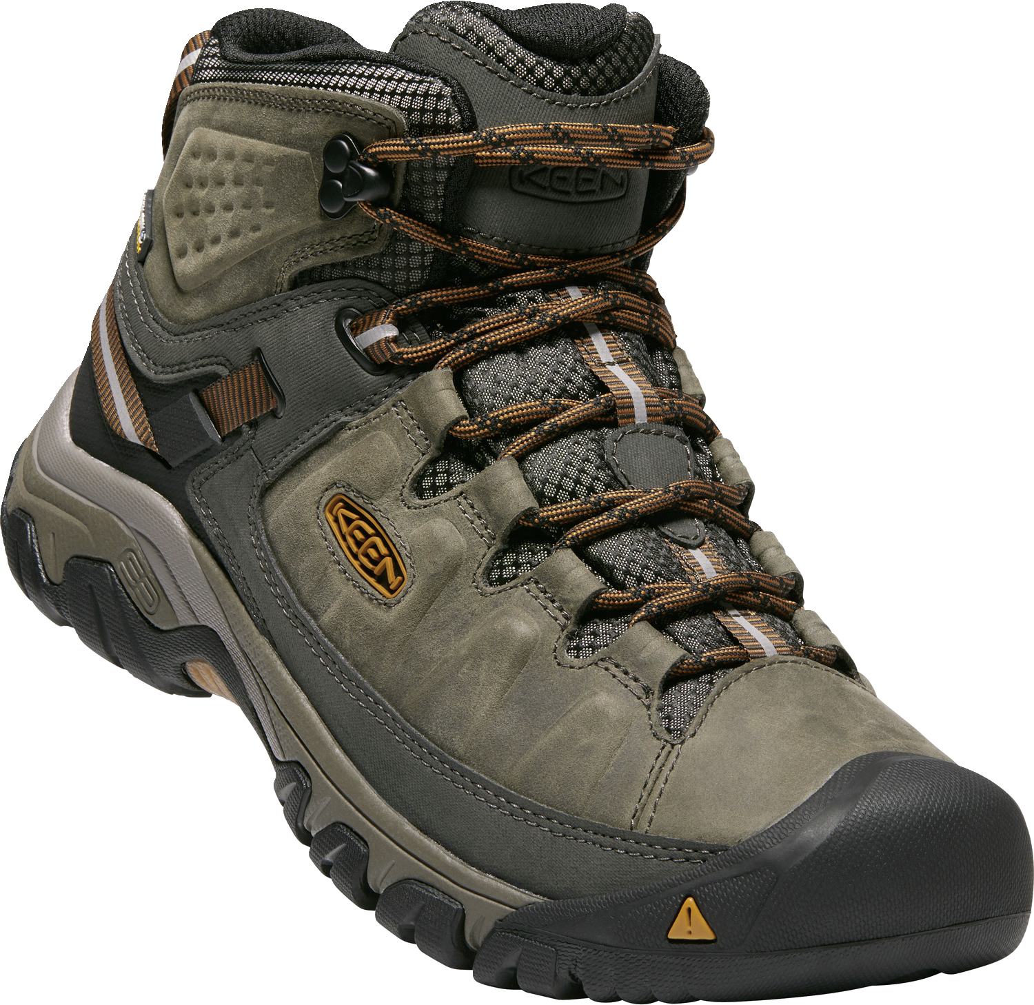 Men's Targhee III Mid Waterproof Wide-1