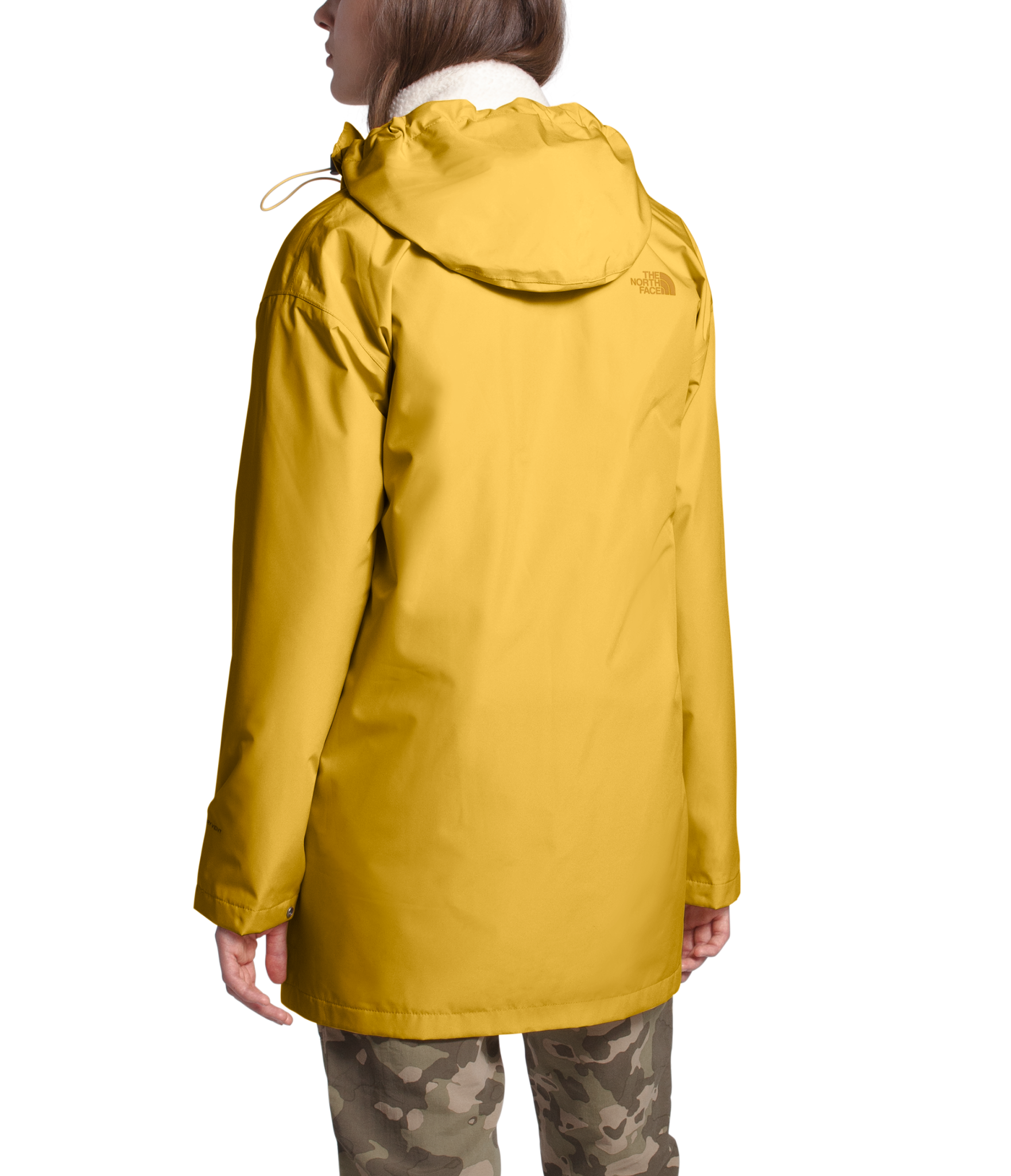 TNF Woodmont Women's Rain Jacket-2