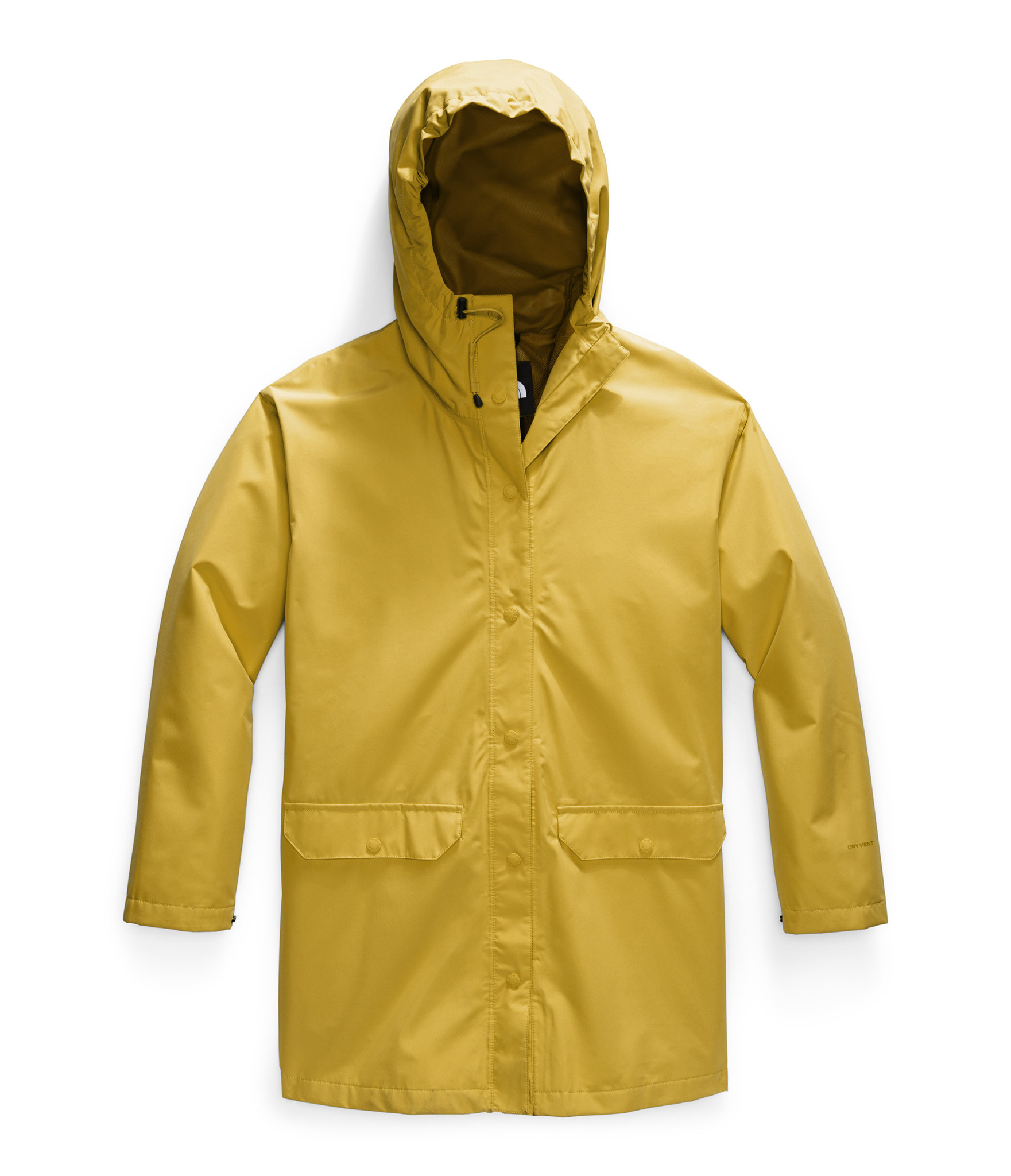 TNF Woodmont Women's Rain Jacket-1