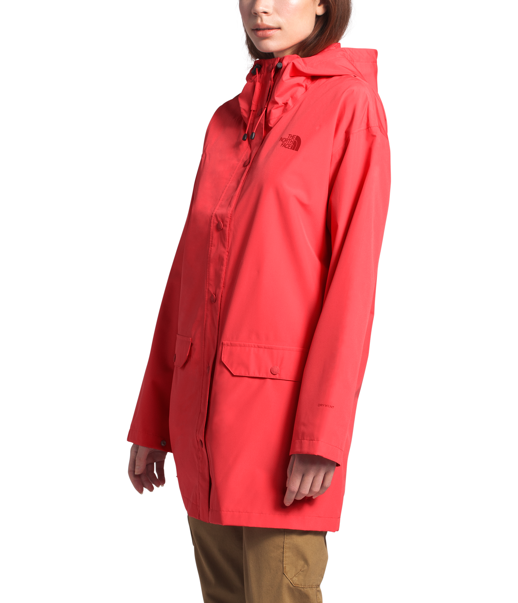 TNF Woodmont Women's Rain Jacket-5
