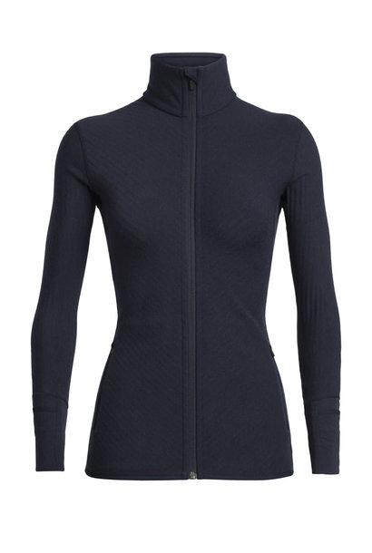 Women's Realfleece®  Descender Long Sleeve Zip