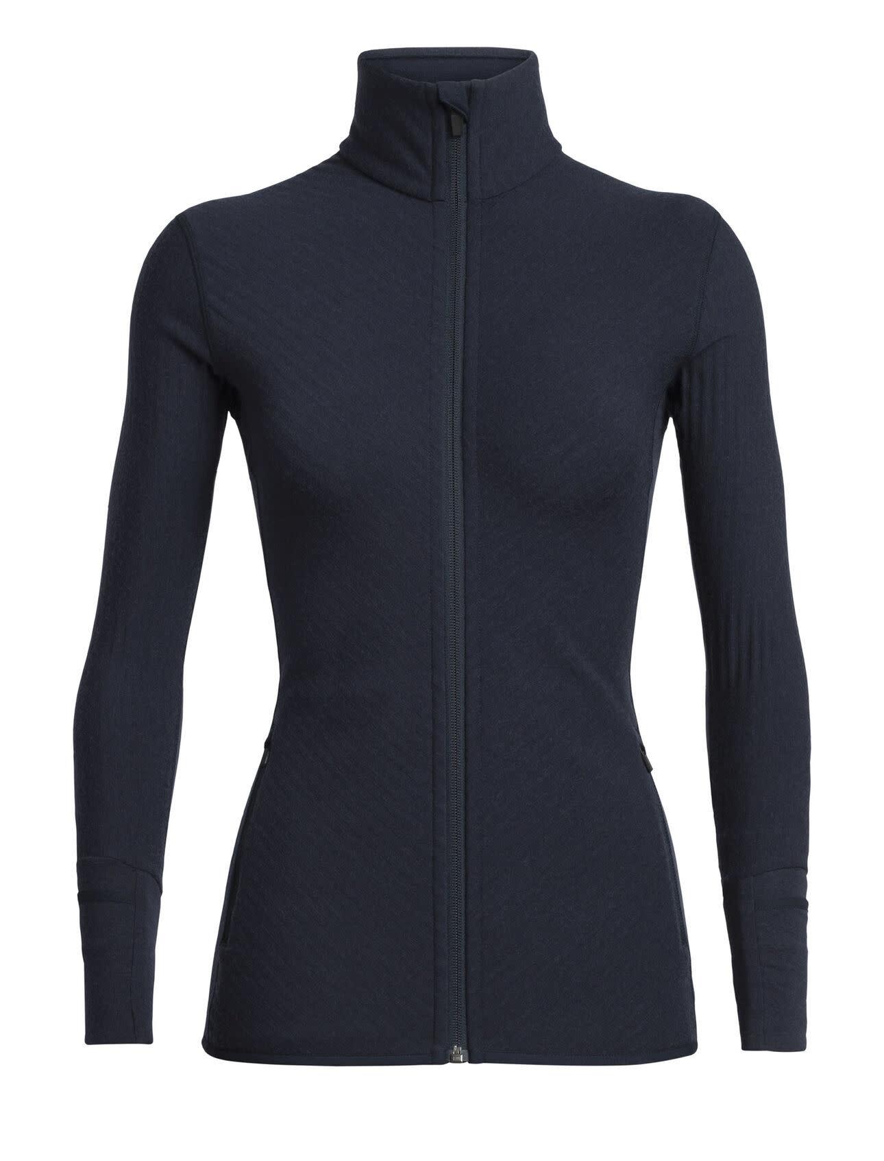 Women's Realfleece®  Descender Long Sleeve Zip-2
