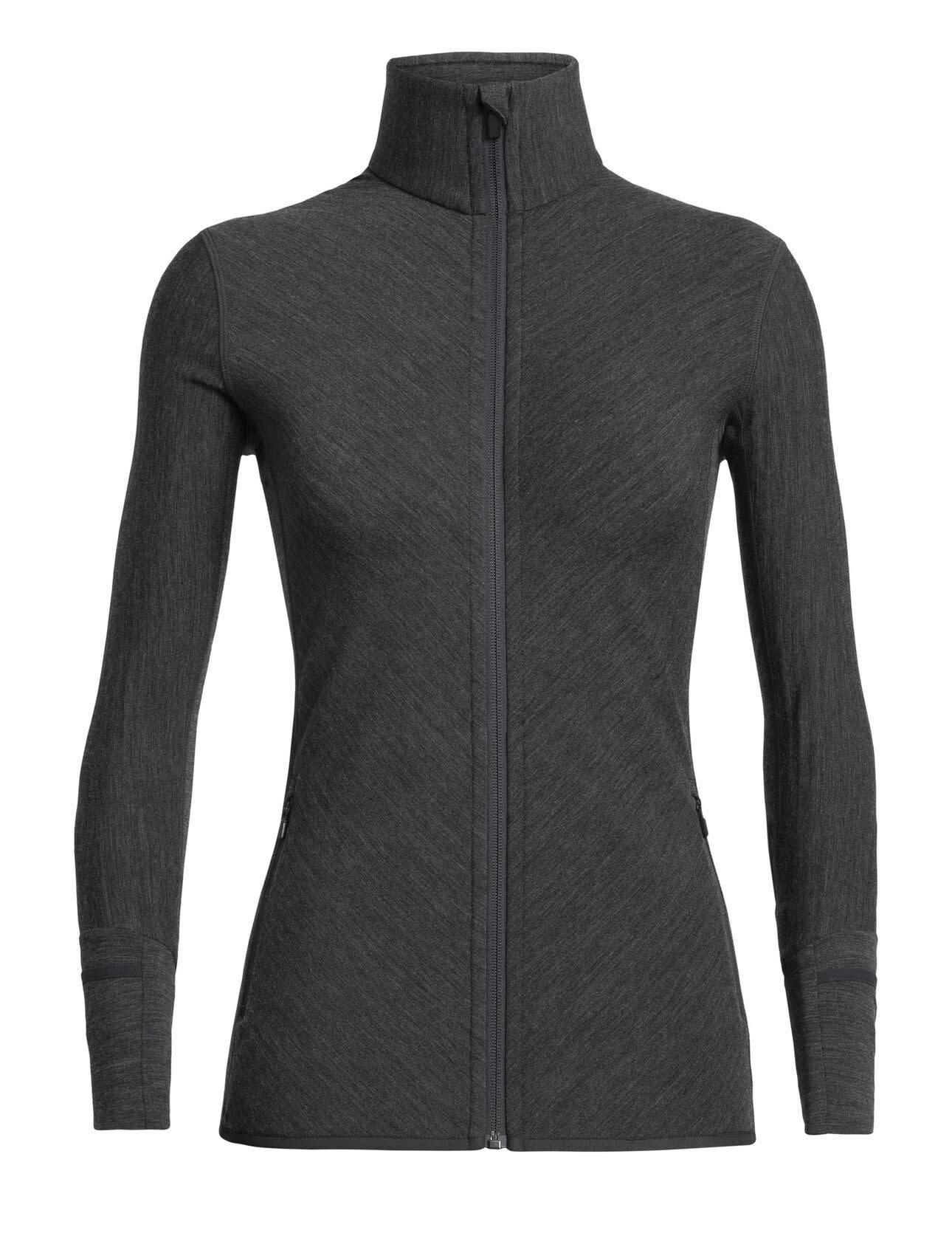 Women's Realfleece®  Descender Long Sleeve Zip-1