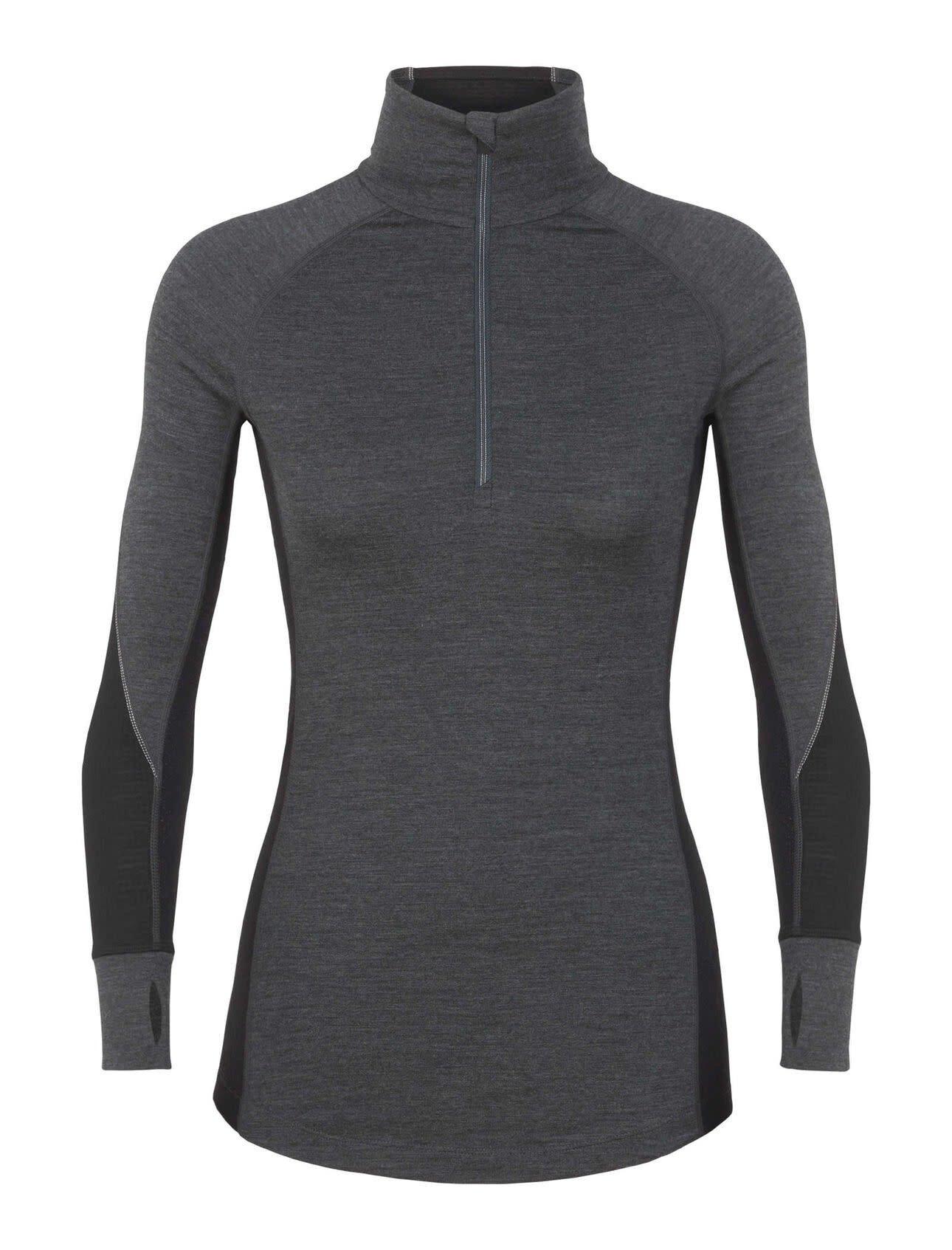 Women's 260 BodyFitZone Long Sleeve Half Zip-1