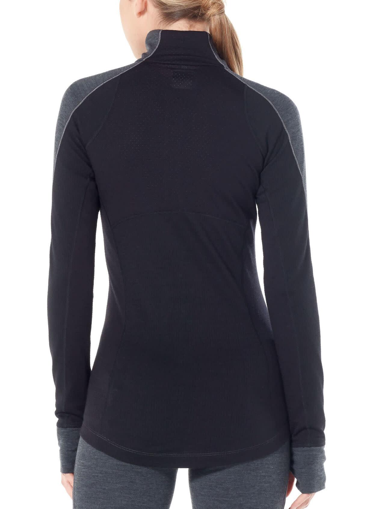 Women's 260 BodyFitZone Long Sleeve Half Zip-3