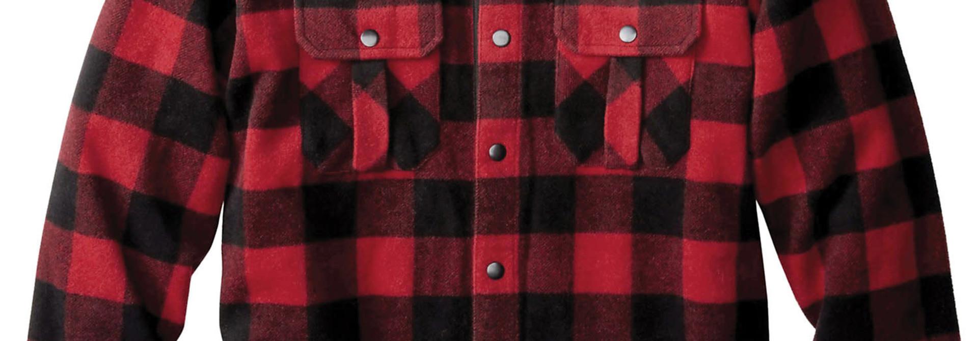 Men's Anchor Line Shirt Jacket