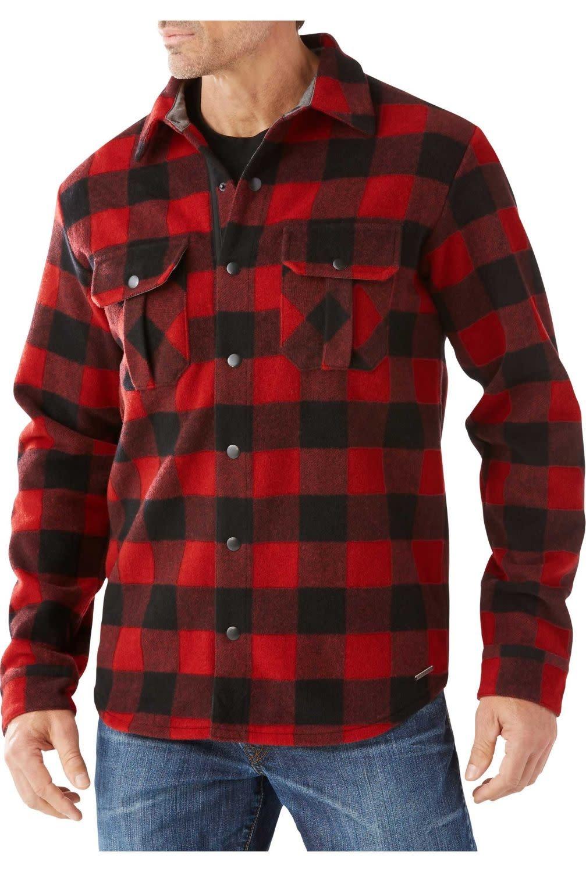 Men's Anchor Line Shirt Jacket-4