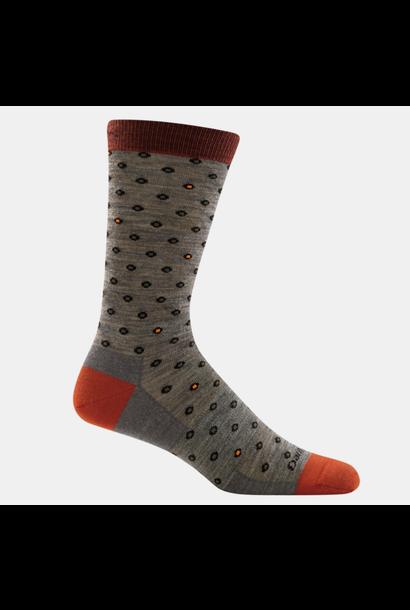 Men's Fish Eye Crew Sock