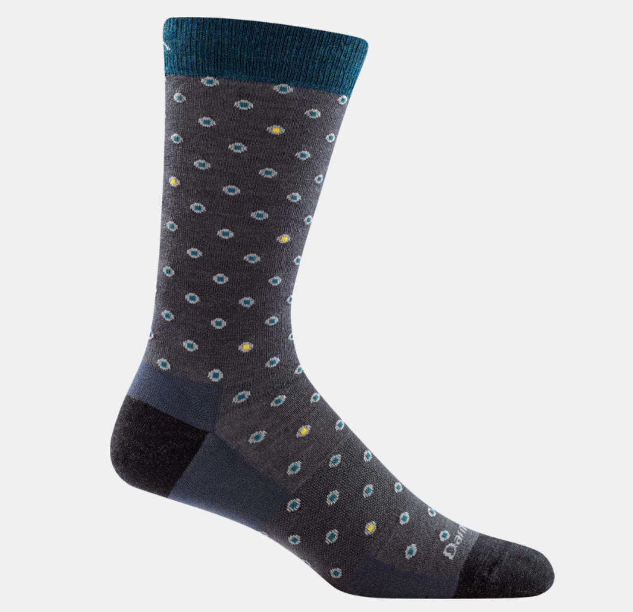 Men's Fish Eye Crew Sock-2