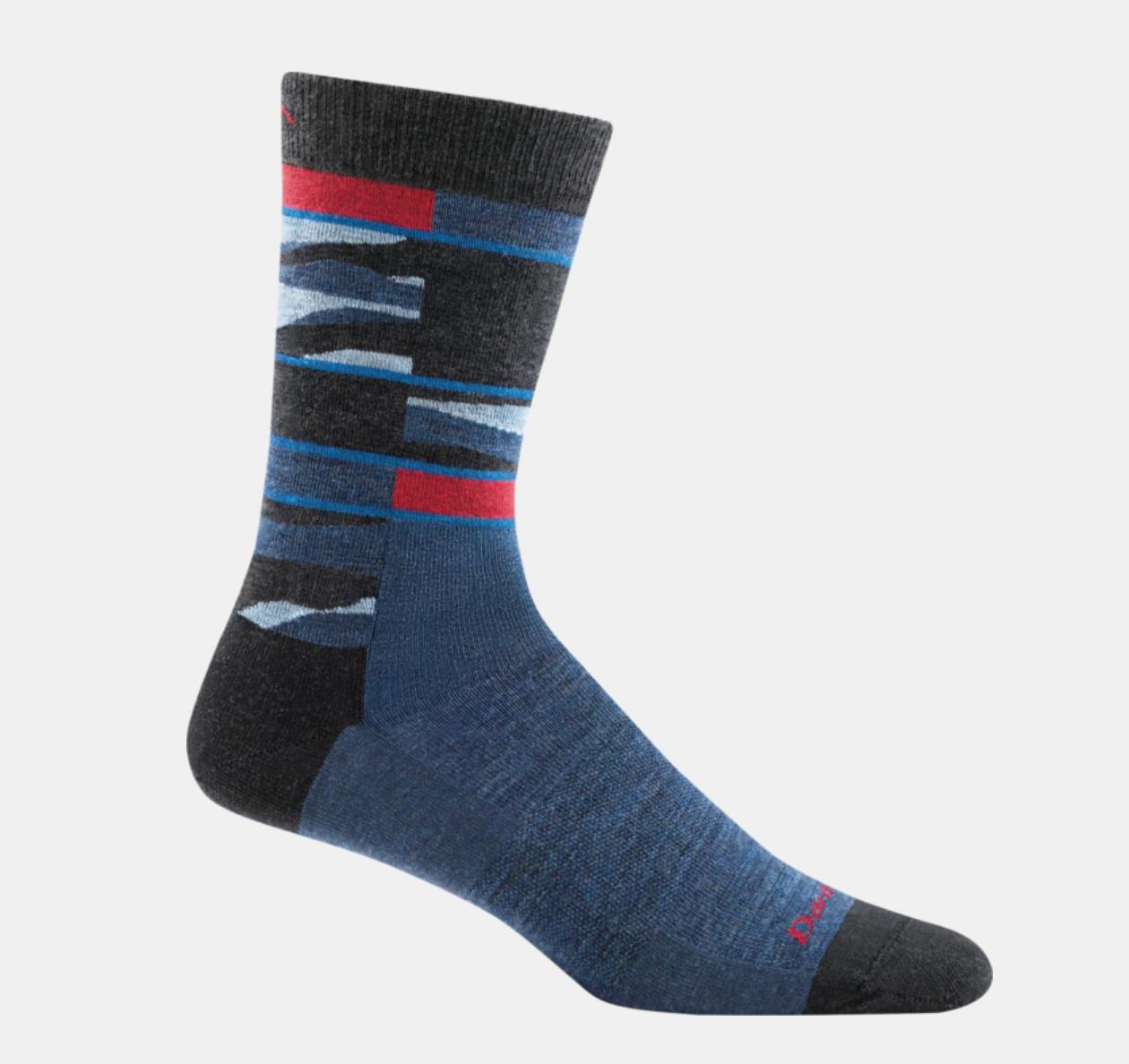Men's Icefields Crew Sock-1