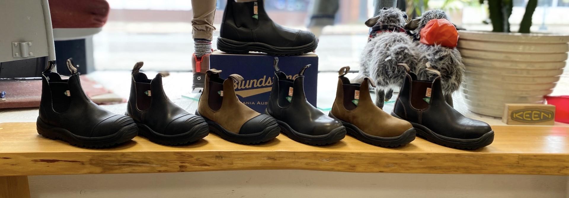 CSA Footwear