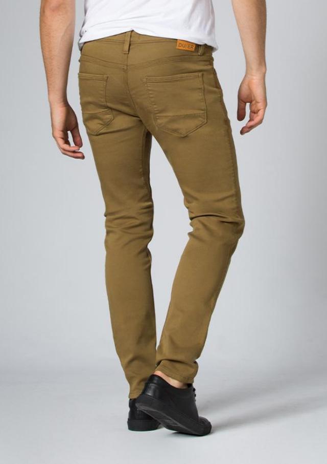 Men's No Sweat Pant Slim-3