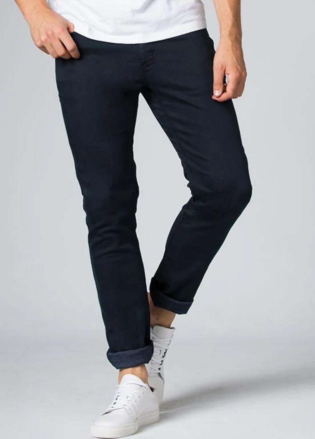 Men's No Sweat Pant Slim-1