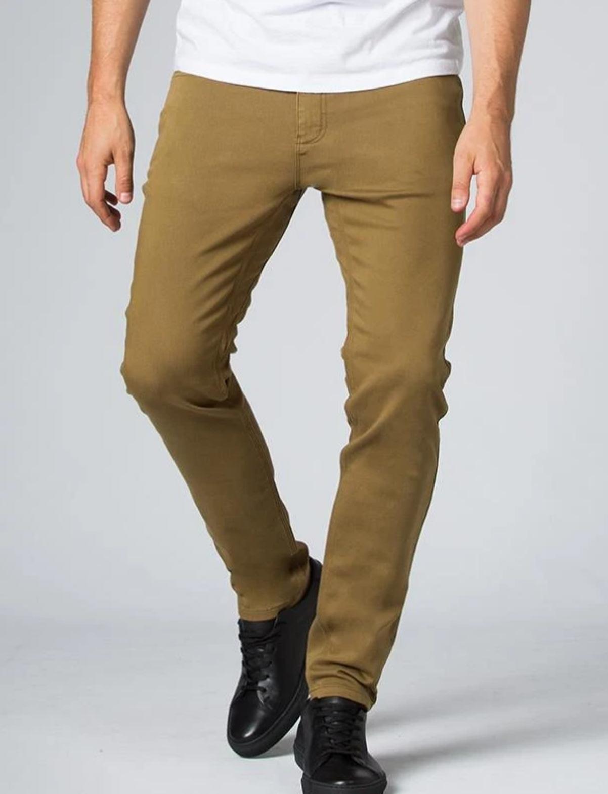 Men's No Sweat Pant Slim-2