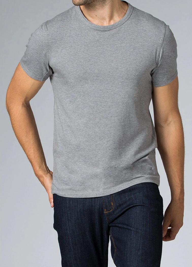 Men's No Sweat T shirt-5