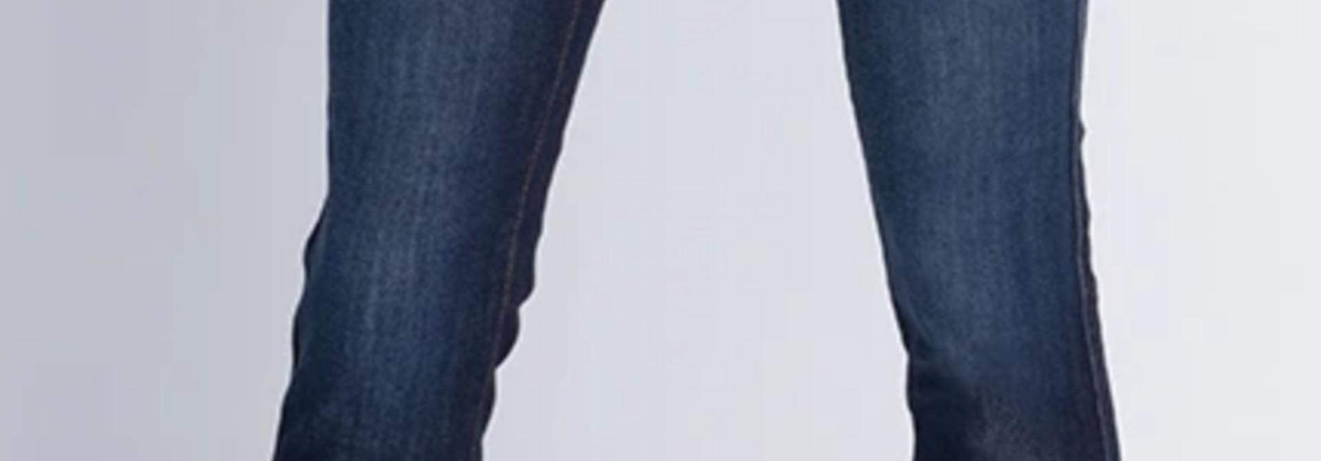 Women's Adaptive Denim High Rise Skinny
